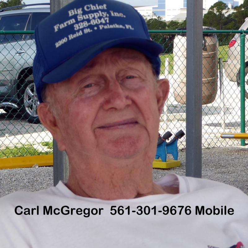 Carl McGregor