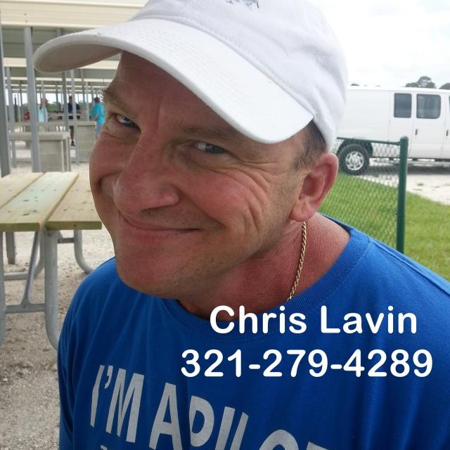 Chris Lavin