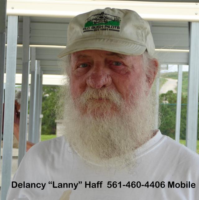 Delancy (Lanny) Haff