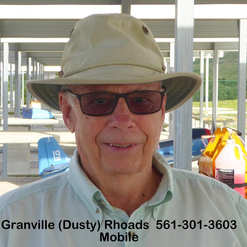 Granville (Dusty) Rhoads