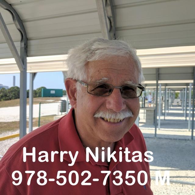 Harry Nikitas