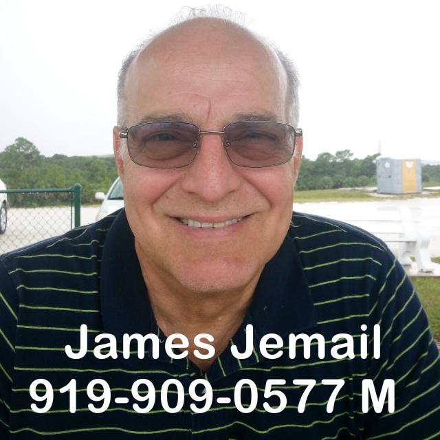 James Jemail