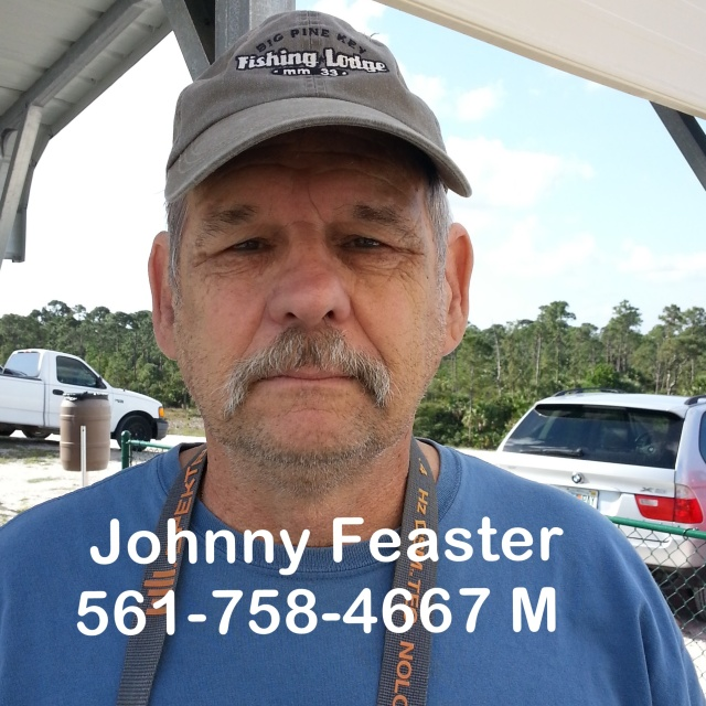 Johnny Feaster