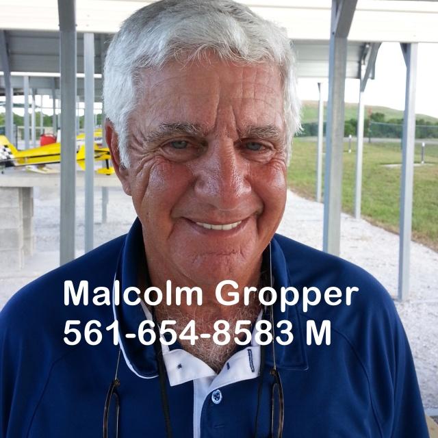 Malcolm Gropper