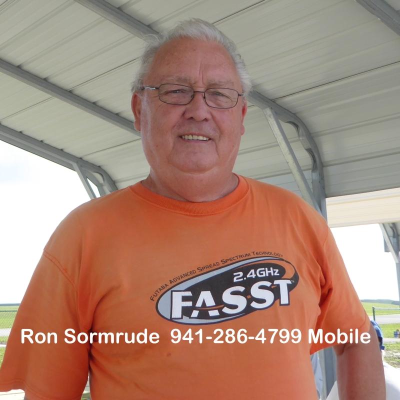 Ron Sormrude
